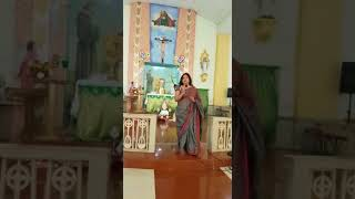 Speech at Capuchin Ashramam Church Thammanam