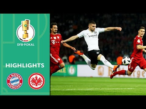 Thrill VAR Overtime | FC Bayern vs. Eintracht Frankfurt 1-3 | Highlights |DFB Cup Final 2017/18
