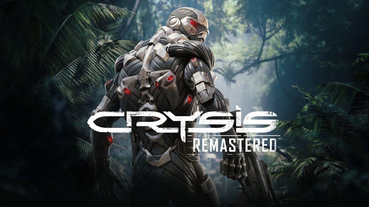 Трейлер игры Crysis Remastered