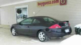 preview picture of video 'Used 2000 Mercury Cougar Carrollton OH'