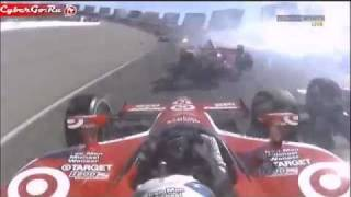Смотреть онлайн Самая масштабная авария гонок Формула-1