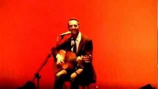 Jorge Drexler - Todos a sus puestos [Bogotá - 21.02.12]