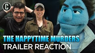 The Happytime Murders Trailer Reaction & Review