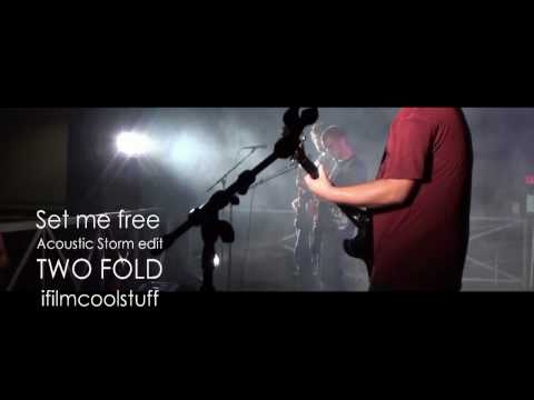TWOFOLD. Set me free. Acoustic (Storm) HD
