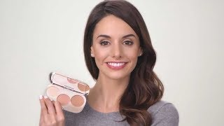 How to Contour & Highlight with jane iredale GreatShape Contour Kit