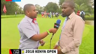 Kenyan designer talks of his experience after his design was chosen for 2018 Kenya Open