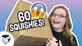 OMG MASSIVE PUNI MARU SQUISHY PACKAGE #2!!!!