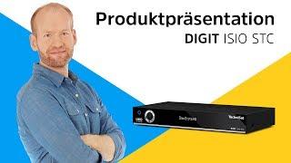 DIGIT ISIO STC | UDH/4K Receiver mit smarten Features und Internetfunktion | TechniSat