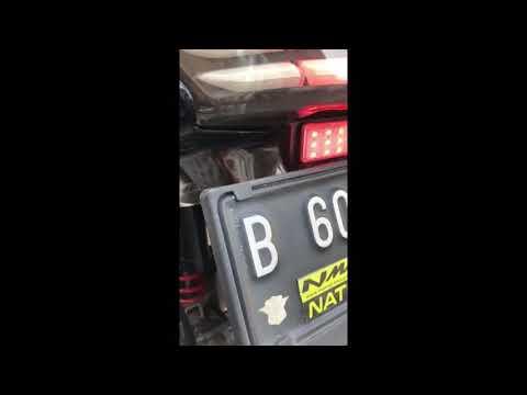 service lampu belakang nmax aes jpa rusak