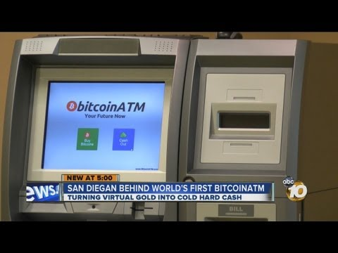 Bitcoin ATM Genesis Coin video