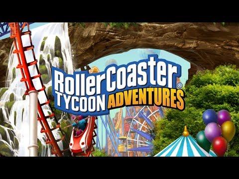 RollerCoaster Tycoon Adventures | Trailer thumbnail