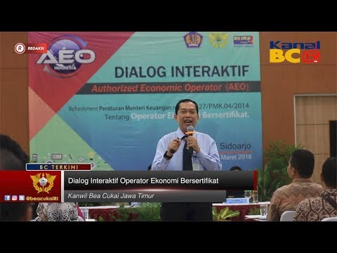[Redaksi] Dialog Interaktif Operator Ekonomi Bersertifikat