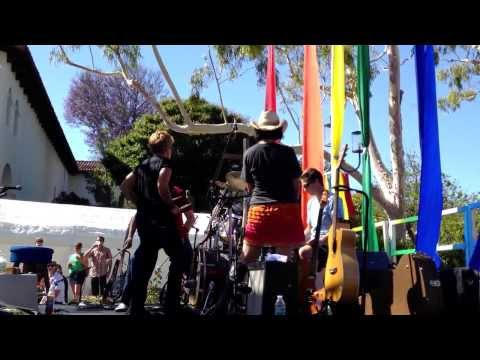 Romany Waters Band @ SLO Pride 2013