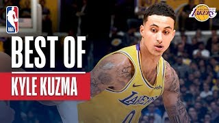 Best of Kyle Kuzma So Far | 2018-2019 NBA Season