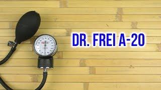 Dr.Frei A-20 Classic - відео 1