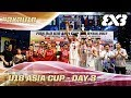 FIBA 3x3 - U18 Asia Cup 2017 - Knock-Out Rounds - Re-Live - Day 3 - Cyberjaya, Malaysia