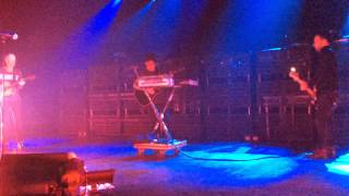 Jo The Waiter | Gary Numan | Soundcheck Hammersmith Odeon 28.11.14