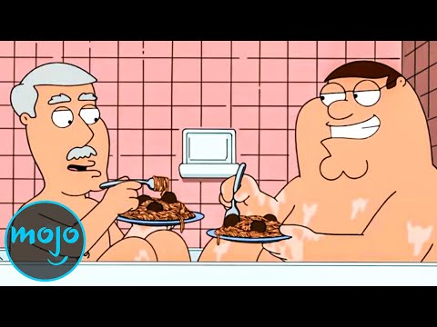 Top 10 Minor Family Guy Characters