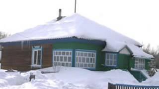зима в Клепечихе