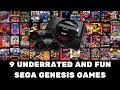 9 Underrated And Fun Sega Genesis Games