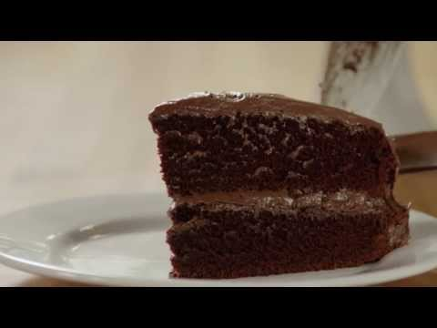 Video Cake Recipes - How to Make Easy Chocolate Cake