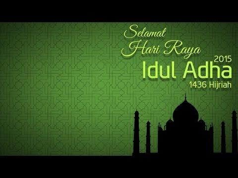 Video Membuat Kartu Ucapan Selamat Idul Adha 1436 Hijriah 2015