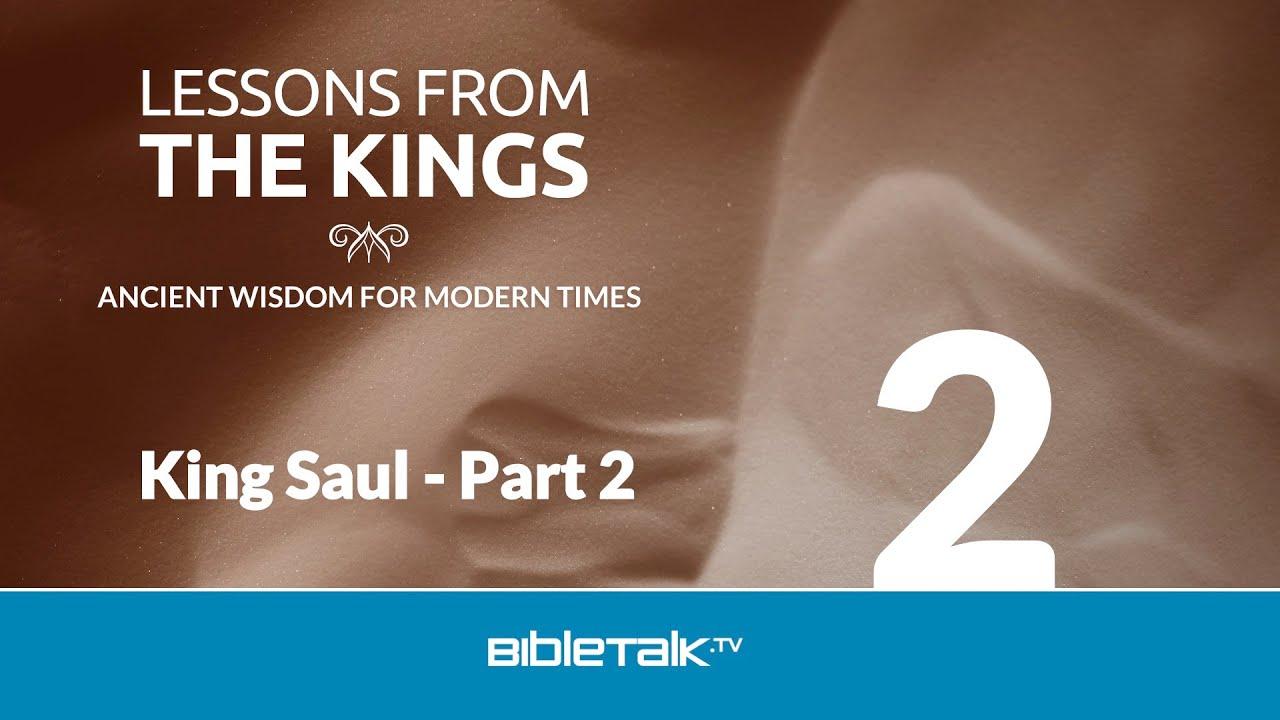 2. King Saul