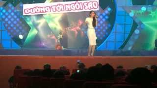 Giấc Mơ Bên Anh (Live) - Hương Giang Idol