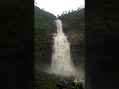 Dugarwadi (दुगारवाडी) Waterfall .
