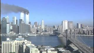 9/11/2001: WABC-TV Brooklyn Camera Before and Shortly After 8:46 a.m.