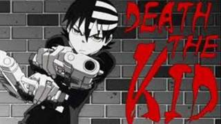 Death the Kid Symmetry by Falling up