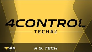 #RSTech 2: Renault Sport Technology 4Control