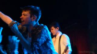 Nate Ruess & The Band Romantic - Harsh Lights, live in Paris