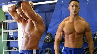 Ripped Chest And Back Routine by Six Pack Shortcuts & Abs After 40