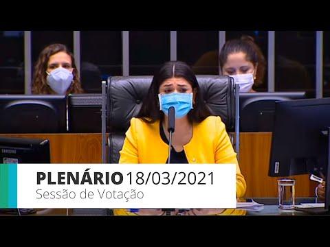 Plenário aprova proteção a vítimas de estupro em julgamento - 18/03/21 - 10:49