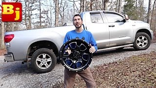 Your Wheel Guide - How To Measure Offset, Bolt Pattern, Size, and Bore