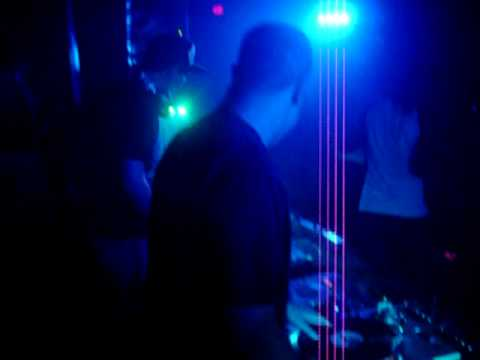 DJ Nexone & DJ Frequency at Hard Dance Nation, Phoenix, Arizona 12.4.2009