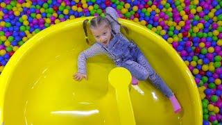 Indoor Playground for Kids Pum Children Play Center