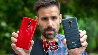 Xiaomi Pocophone F1 vs OnePlus 6 Review - There can only be One