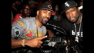 50 Cent Goes Off On Dj Clue, Calls Him & Diddy Suspect, Clue Don't Want No Smoke?