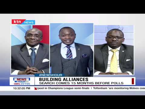 #NEWSHOUR: Pundits analyse Coalitions, Politics of Peter Kenneth & Raila-Ruto possible merger+MORE-2
