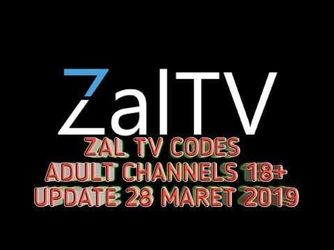 Zal Tv Codes Adult Channels 18+ Update 28 Maret 2019