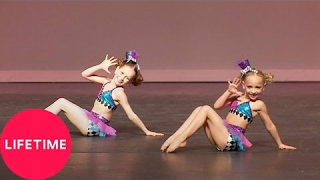 "Dance Moms: Full Dance: Elliana and Lilliana's ""Twisted Two"" Duet (Season 7, Episode 4) 