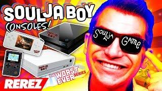 Worst Soulja Boy Consoles Ever! - Rerez