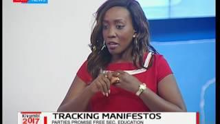 Kivumbi 2017: Tracking political party manifestos (Part 1)