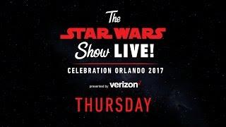 Star Wars Celebration Orlando 2017 Live Stream – Day 1   The Star Wars Show LIVE!