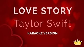 Taylor Swift   Love Story (Valentine's Day Karaoke)