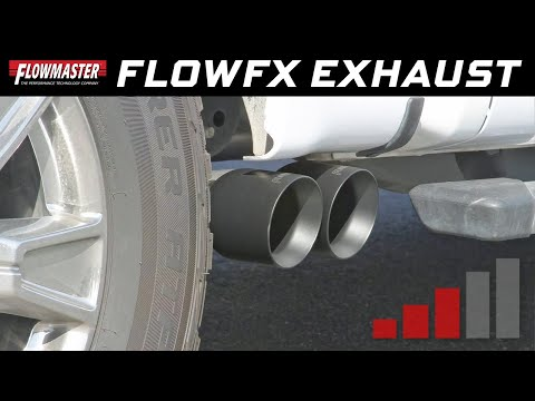 2015-19 Ford F-150 2.7L, 3.5L Ecoboost, 3.5L TiVCT, 5.0L - FlowFX Cat-back Exhaust 717785