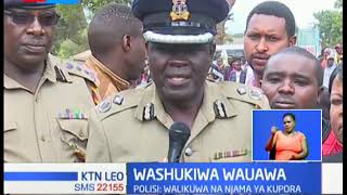Polisi mjini Eldoret wamewaua kwa kuwapiga risasi washukiwa wanne wa Ujambazi
