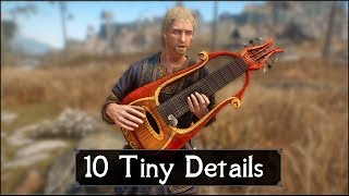 Skyrim: Yet Another 10 Tiny Details That You May Still Have Missed in The Elder Scrolls 5 (Part 51)